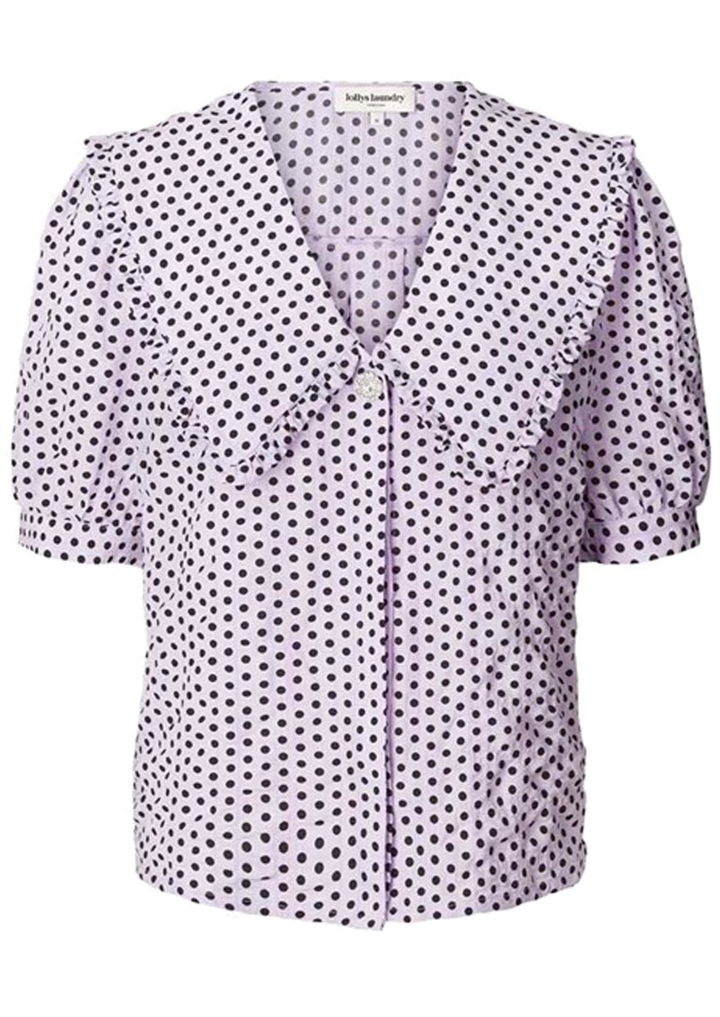LOLLYS LAUNDRY Axel Top - Lavender main image