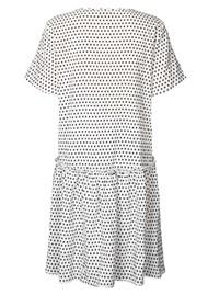 LOLLYS LAUNDRY Gili Polka Dot Dress - Creme