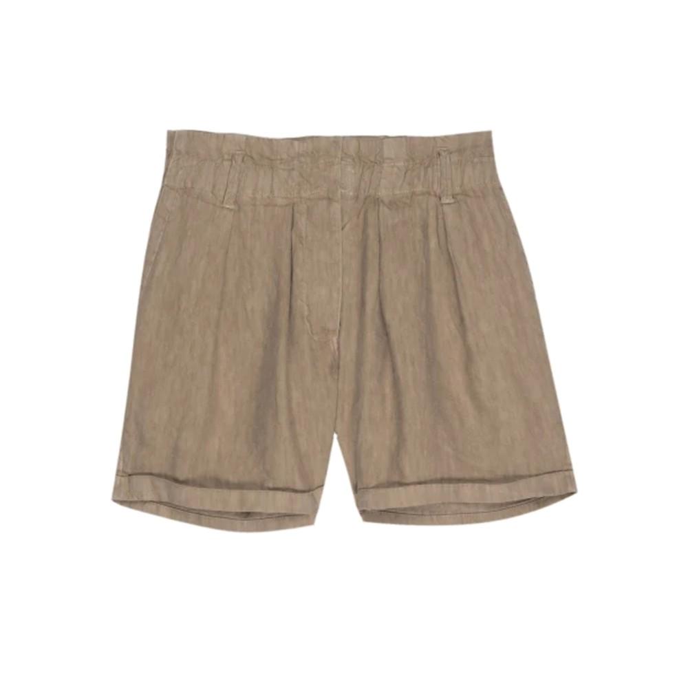 Monty Shorts - Toffee