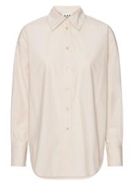 Day Birger et Mikkelsen Day Crisp Shirt - Ivory