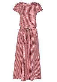 NOOKI Kamie Cotton Stripe Dress - Sienna