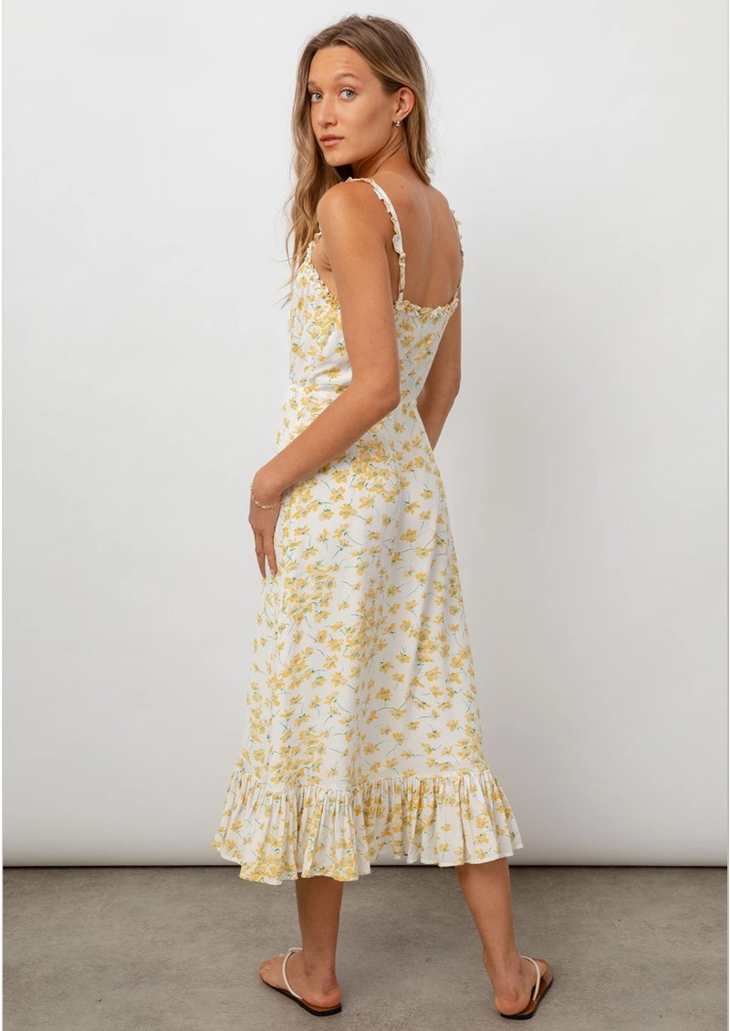 Rails Adalyn Printed Dress - Buttercup main image