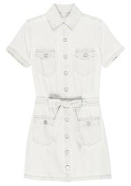Rails Danica Denim Dress - Cream