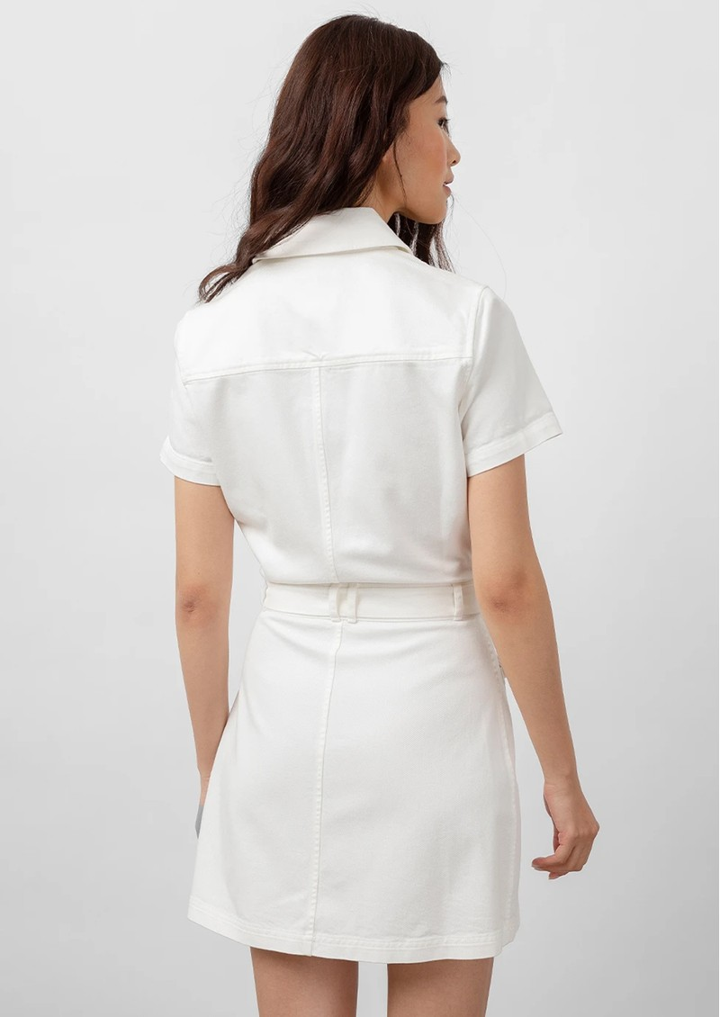 Rails Danica Denim Dress - Cream main image