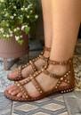 Pixel Studded Sandal - New Cinnamon additional image