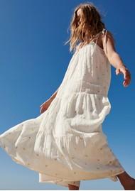 Rails Rosemary Cotton Dress - White Mini Buds