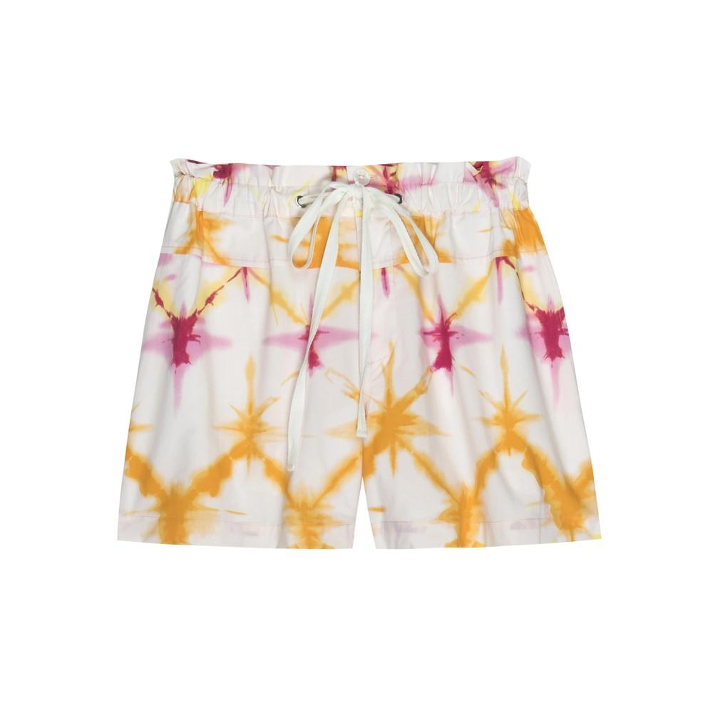 Samara Shorts - Diamond Tie Dye