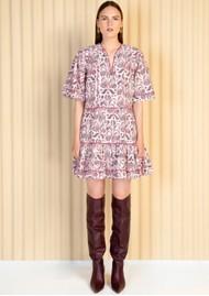 MAGALI PASCAL Lula Cotton Mix Dress - Bhumi