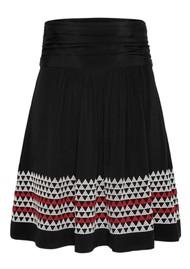 MAGALI PASCAL Alexi Skirt - Off Black