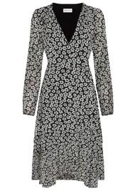 FABIENNE CHAPOT Natasja Wrap Dress - Mini Fleopard