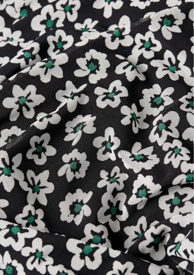 FABIENNE CHAPOT Natasja Wrap Dress - Mini Fleopard main image