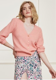 FABIENNE CHAPOT Sally Cardigan - Lovely Pink