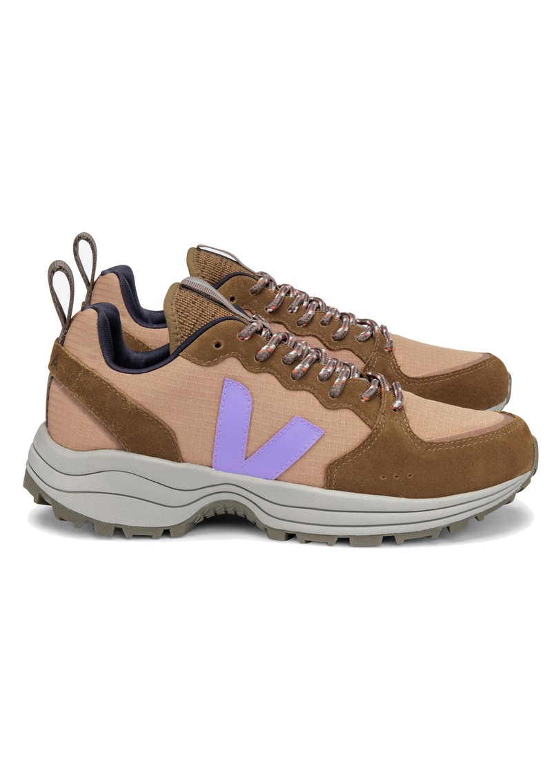 VEJA Venturi Ripstop Trainers - Desert & Lavender main image