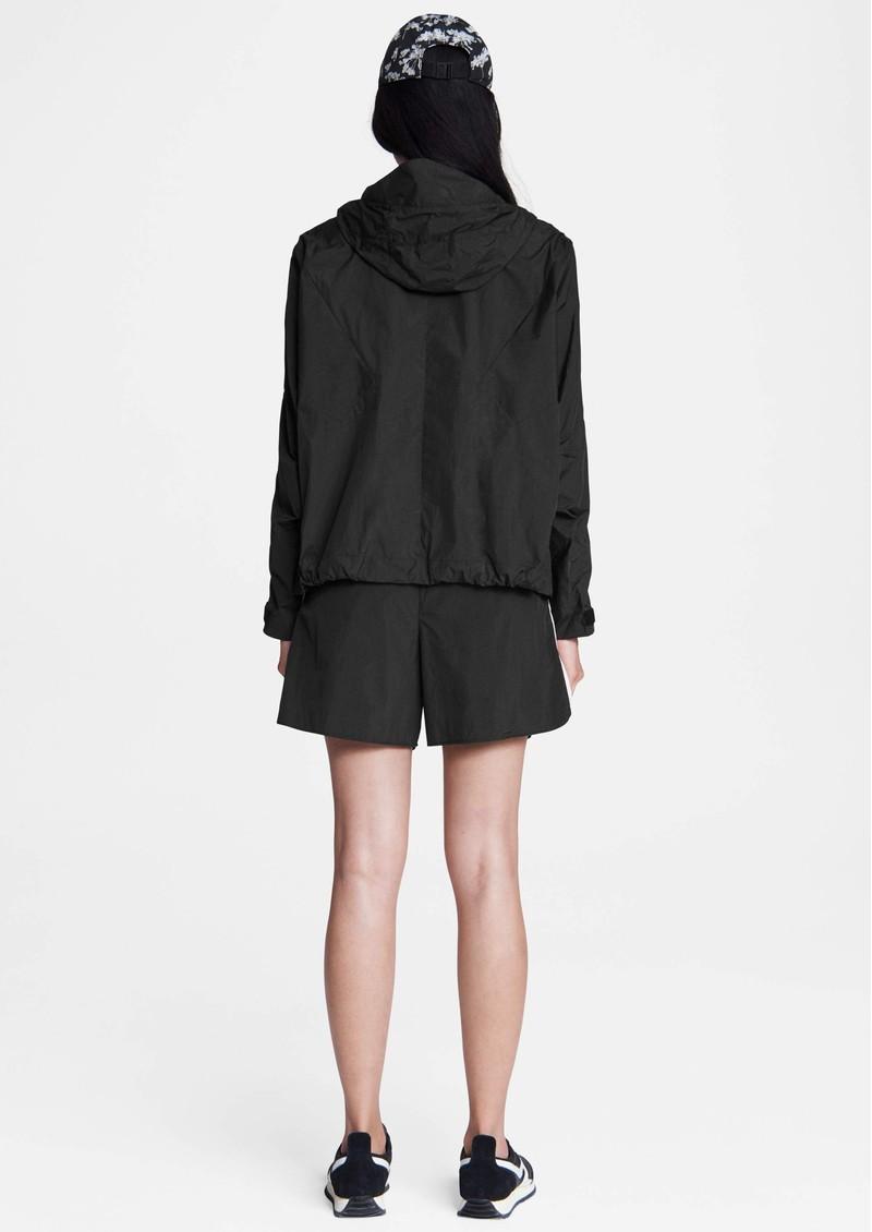 RAG & BONE Penn Nylon Windbreaker Jacket - Black main image