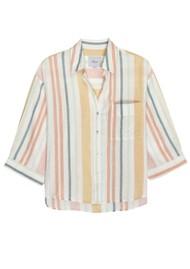 Rails Marloes Shirt - Melon Stripe
