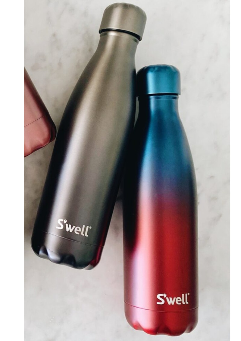 SWELL The Borealis 17oz Water Bottle - Gleam main image