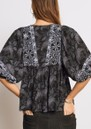 Garry Blouse - Carbone additional image