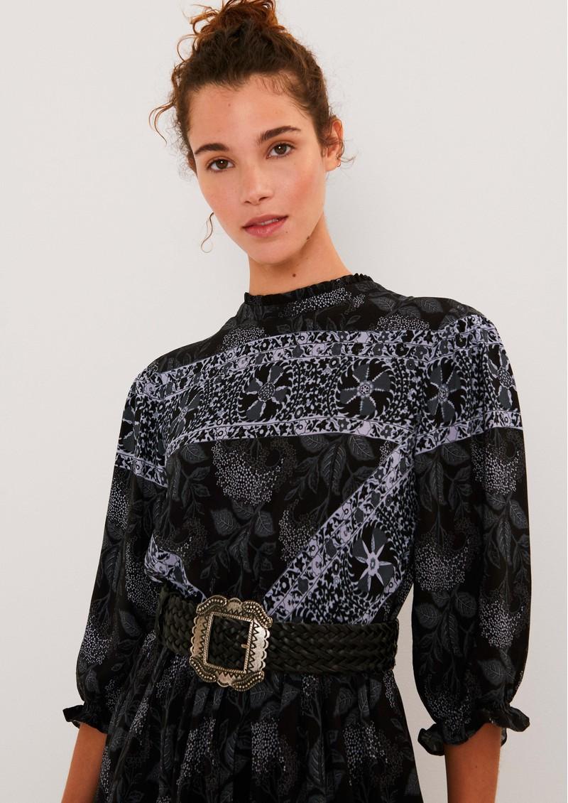 Ba&sh Gelato Dress - Carbone main image