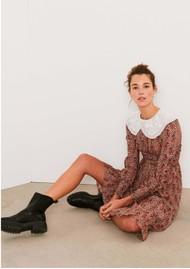 Ba&sh Ines Dress - Greige