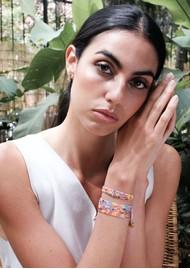 MISHKY Selva Florida 2.0 Medium Beaded Bracelet - Multi