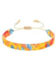 MISHKY Selva Florida Small Beaded Bracelet - Multi