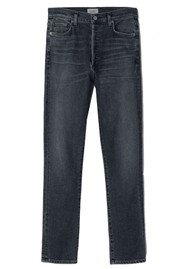 CITIZENS OF HUMANITY Olivia High Rise Slim Fit Jeans - Radiant