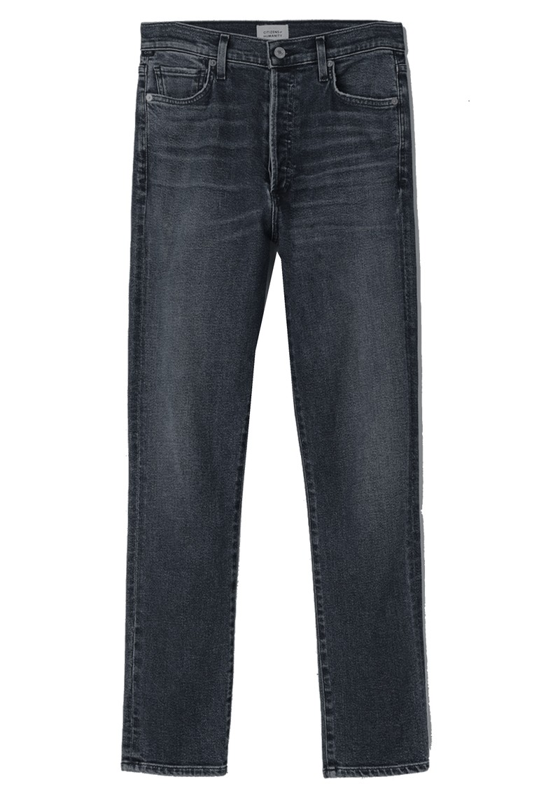 CITIZENS OF HUMANITY Olivia High Rise Slim Fit Jeans - Radiant main image