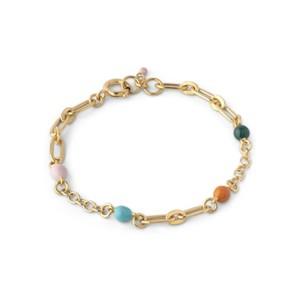 Vigga Chain Bracelet - Gold