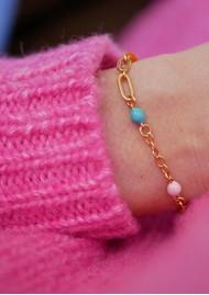 ENAMEL COPENHAGEN Vigga Chain Bracelet - Gold