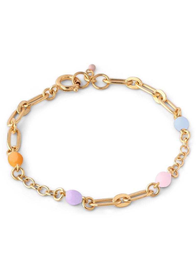 ENAMEL COPENHAGEN Vigga Chain Bracelet - Ocean main image