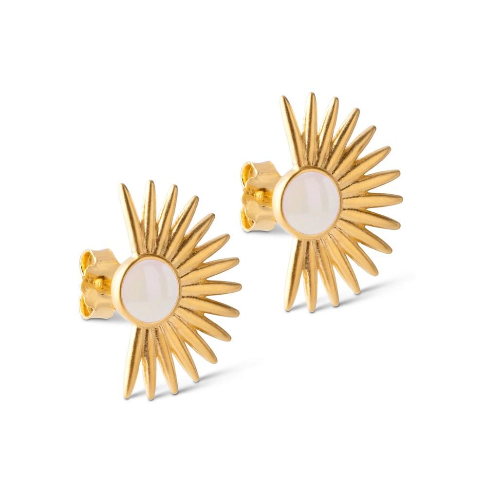 Big Soleil Earrings - Daisy