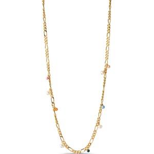 Willa Enamel Necklace - Gold