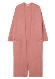 American Vintage East Long Sleeve Long Cardigan - Tenderness