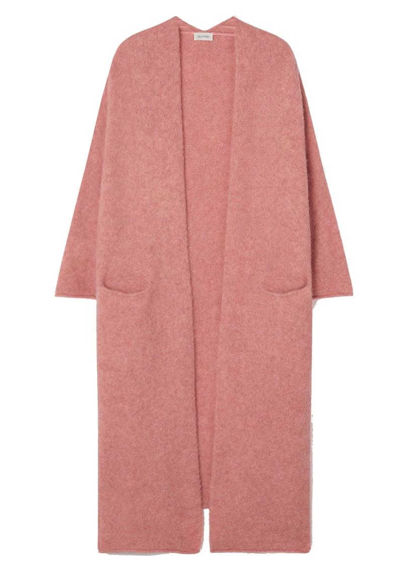 American Vintage East Long Sleeve Long Cardigan - Tenderness main image