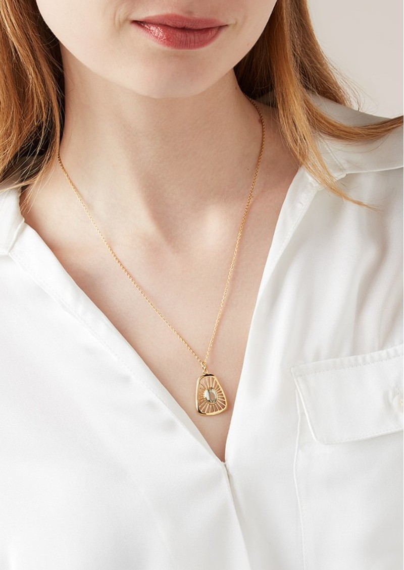PERNILLE CORYDON Thilde Necklace - Gold main image