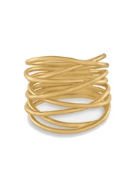 PERNILLE CORYDON Paris Ring - Gold