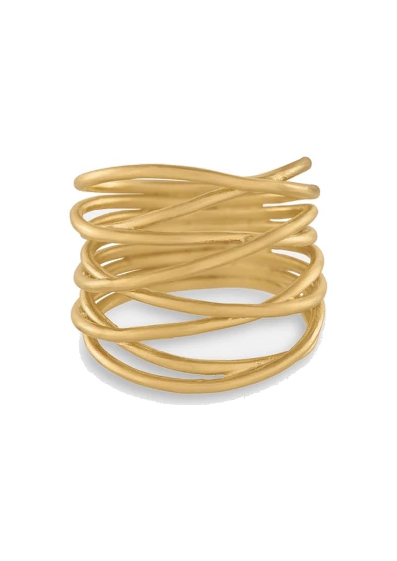 PERNILLE CORYDON Paris Ring - Gold main image