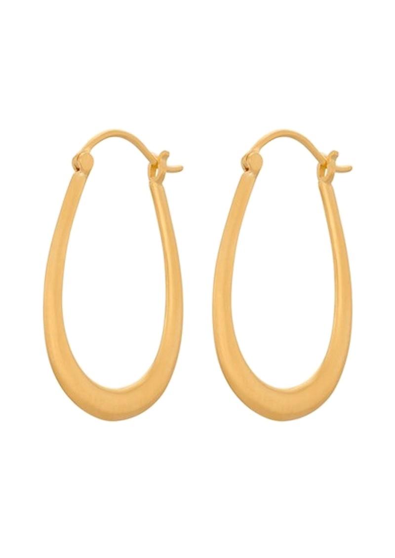 PERNILLE CORYDON Gala Earrings - Gold main image
