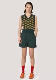 RESUME Ellen Shorts - Deep Green