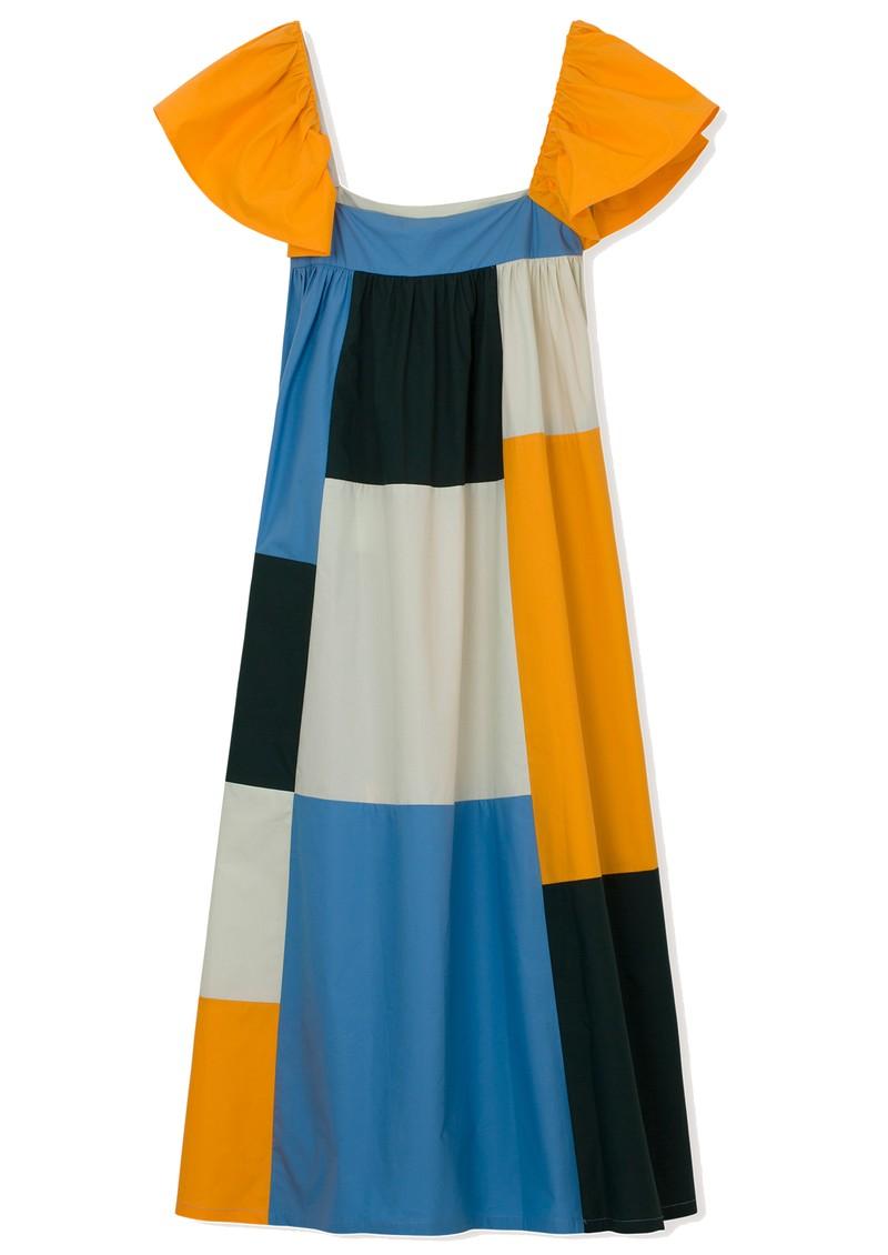 RESUME Farez Cotton Dress - Multi main image