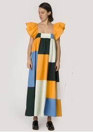 RESUME Farez Cotton Dress - Multi