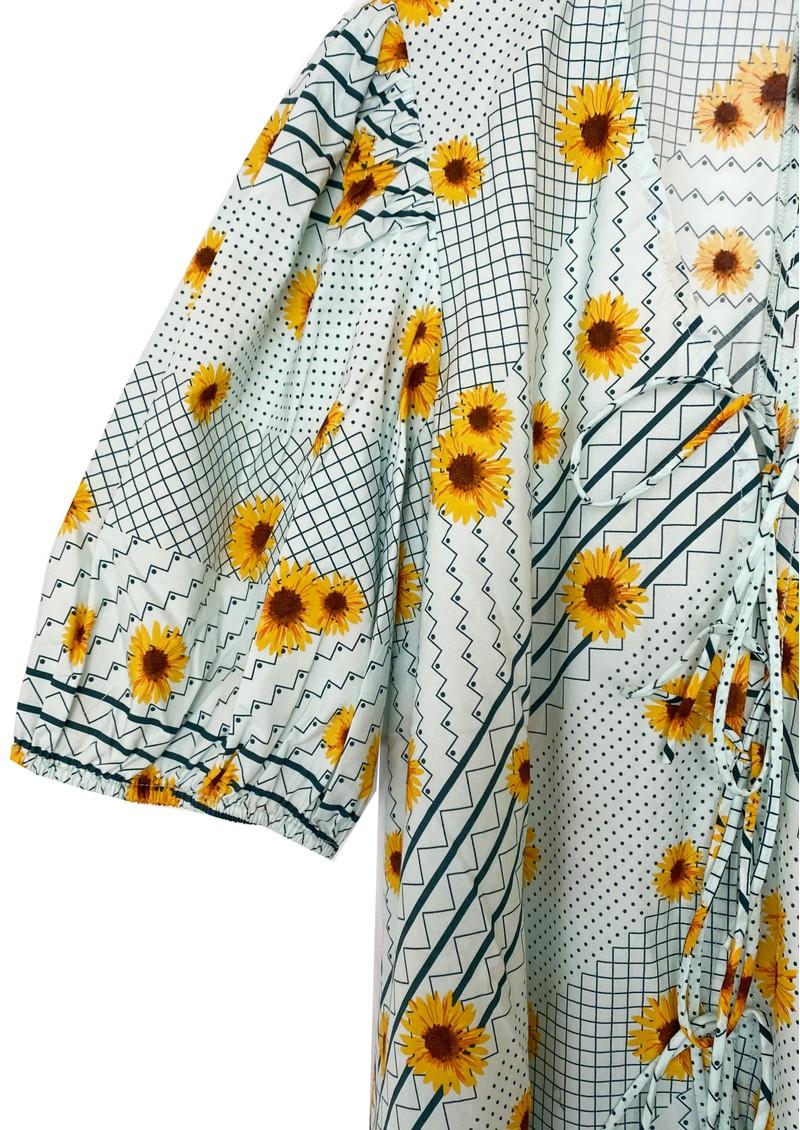 RESUME Fanny Organic Cotton Printed Dress  main image