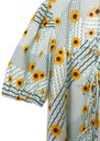 Fanny Organic Cotton Printed Dress  additional image
