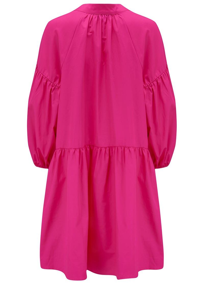 DEVOTION Maro Cotton Dress - Fuschia main image