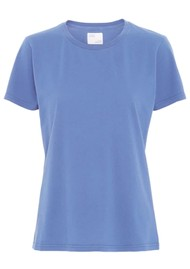 COLORFUL STANDARD Light Organic Cotton Tee - Sky Blue