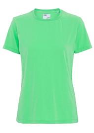COLORFUL STANDARD Light Organic Cotton Tee - Spring Green