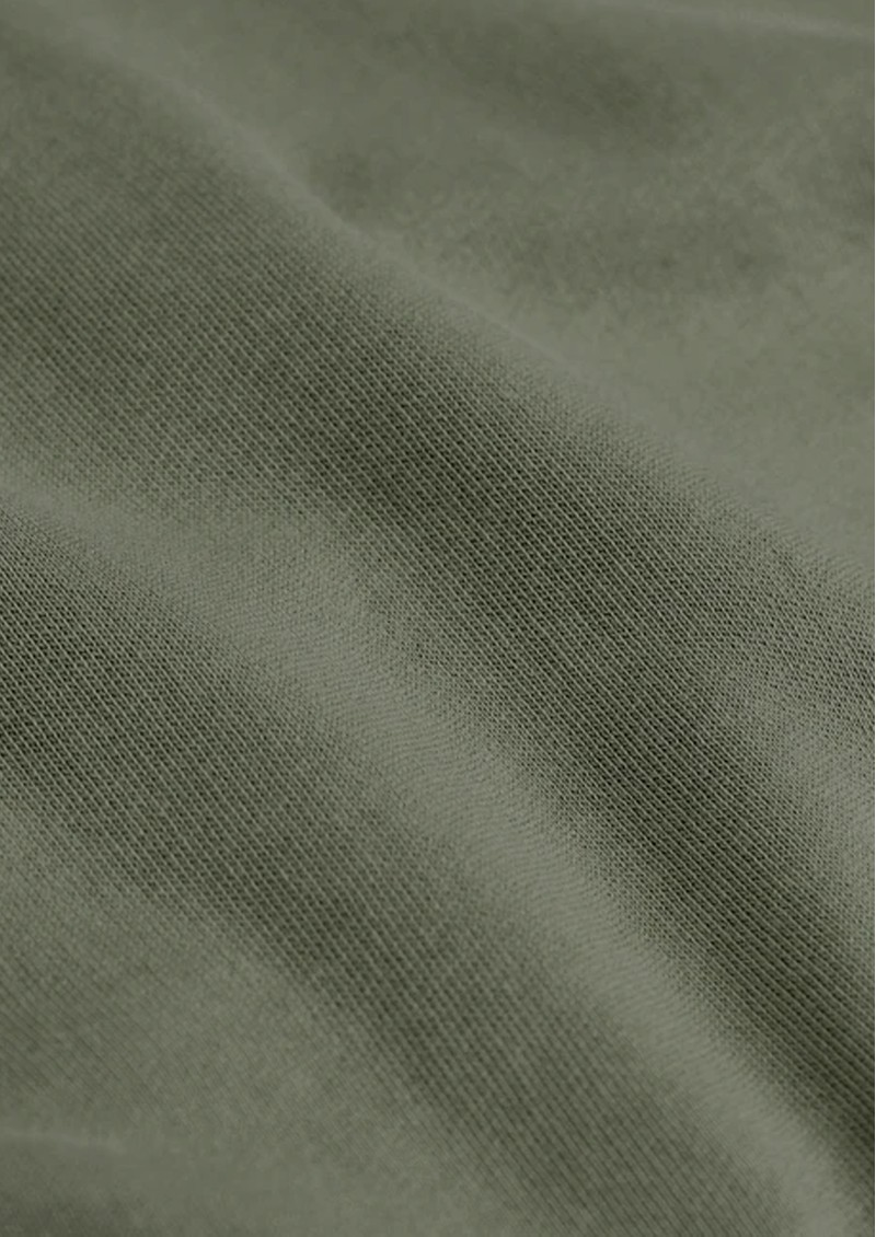 COLORFUL STANDARD Classic Crew Organic Cotton Sweatshirt - Dusty Olive main image