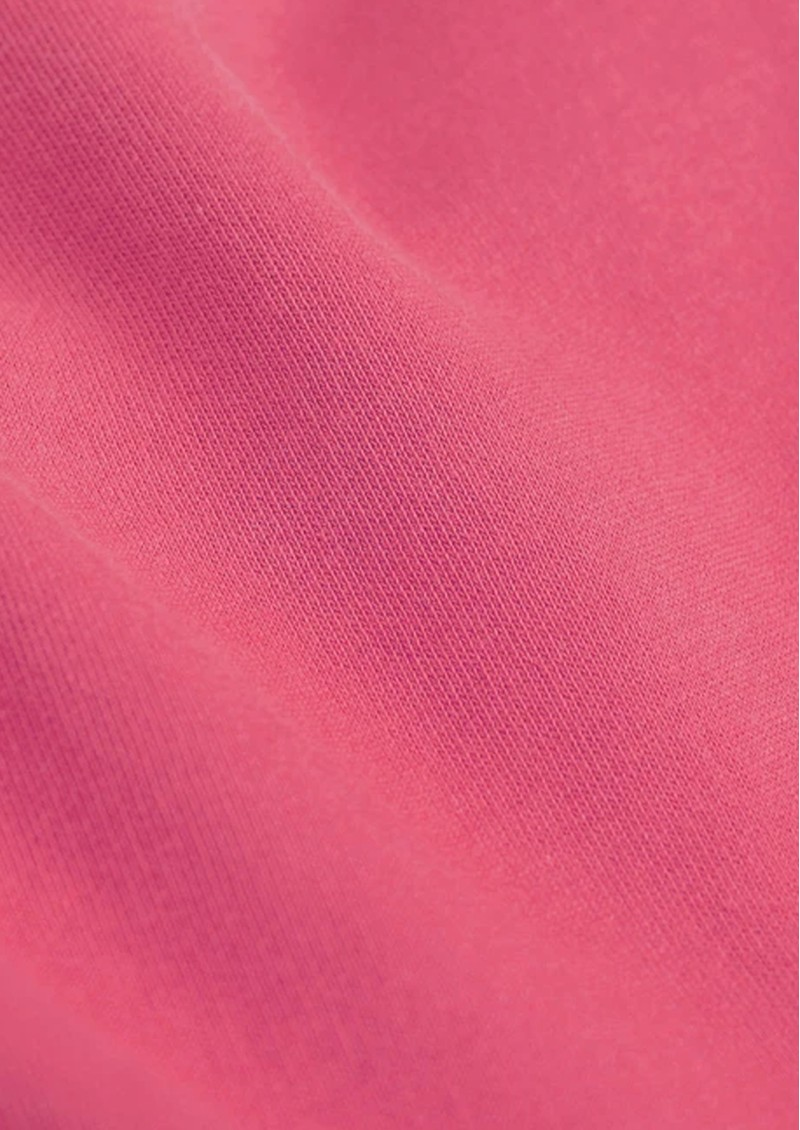 COLORFUL STANDARD Classic Crew Organic Cotton Sweatshirt - Bubblegum main image