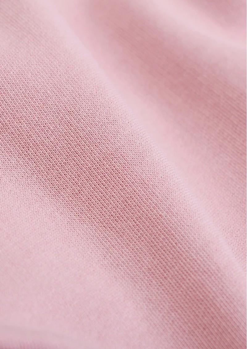 COLORFUL STANDARD Classic Crew Organic Cotton Sweatshirt - Flamingo main image
