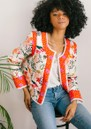 Juno Quilted Jacket - Tropico additional image